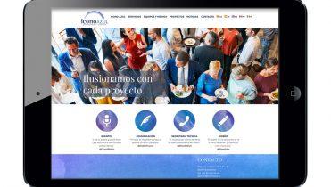 Diseño web, redes sociales, mailing